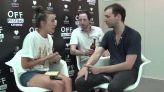 Pissed Jeans interview (OFF Festival 2012, Katowice)