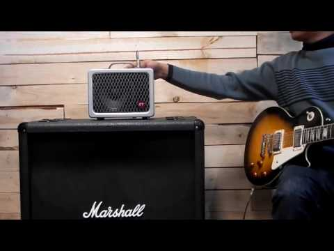 Review Lunchbox ZT Guitar Amp