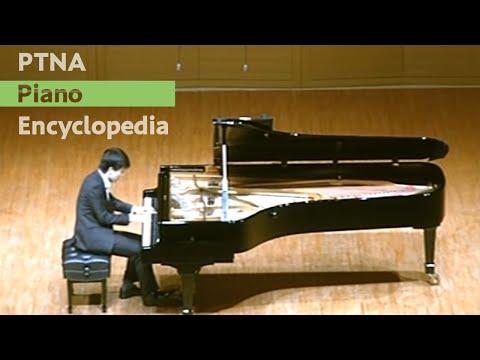 バラキレフ/東洋風幻想曲「イスラメイ」(第2稿)/演奏:福間 洸太朗