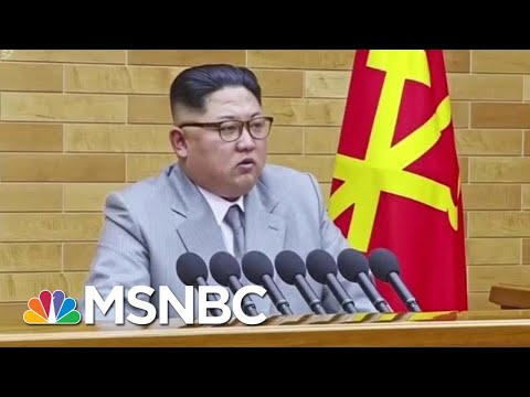 Lawrence: President Donald Trump Letter Hinted At 'End Of A Romance' | The Last Word | MSNBC