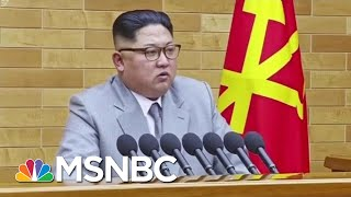 Lawrence: Donald Trump Letter Hinted At 'End Of A Romance' | The Last Word | MSNBC