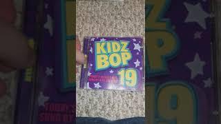 My Kidz Bop CD Collection Update