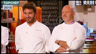 Extrait archives M6 Video Bank // Christelle Brua (Top Chef - 2015)