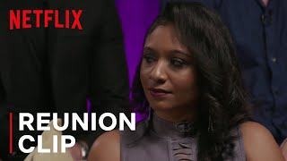 Love is Blind | Reunion: Carlton and Diamond Get Emotional | Netflix