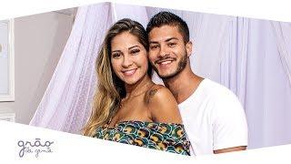 Mayra Cardi e Arthur Aguiar apresentam quarto de bebê Grão de Gente da Sophia