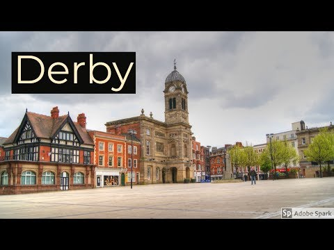 Travel Guide Derby Derbyshire UK Pros And Cons Review