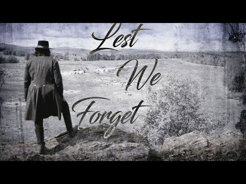 Hell on Wheels || Lest We Forget