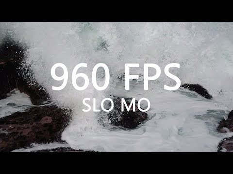 Sony XperiaXZ Premium Slo-Mo in action