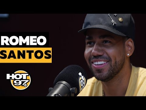 Romeo Santos On Reuniting w/ Aventura, Concert Moment Gone Wrong + Is NOT Happy w/ Latin Grammys