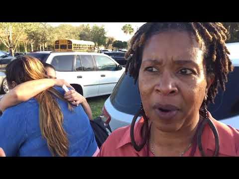 Witnesses recount what happened inside Majory Stoneman Douglas High School shooting