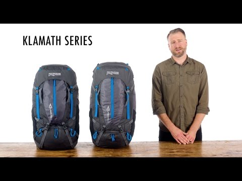 JanSport Pack Review: Klamath 65 & 55 Backpacking Backpack