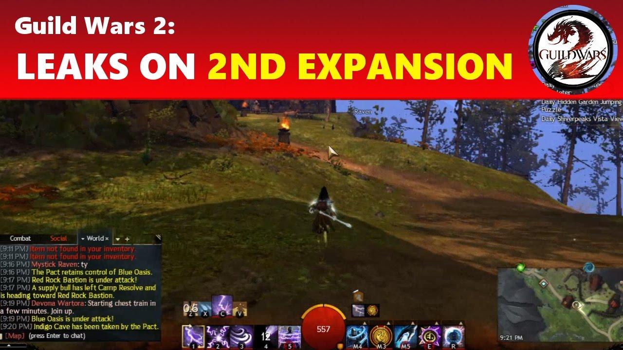 guild wars 2 rumors