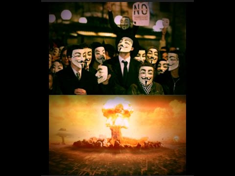 Anonymous, Video Release, World War Three is Imminent, Latest WW3