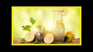 Nasiona chia i sok z cytryny –  Samo zdrowie    Zdrowe życie