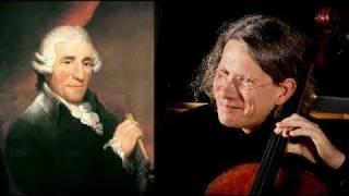 Haydn: Cello concerto D Major movements 2 and 3, Peter Bruns / cello