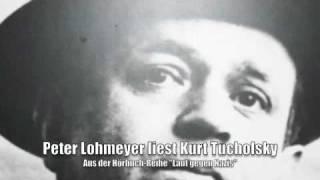 Kurt Tucholsky - Viermal Eichhörnchen (gelesen von Peter Lohmeyer)