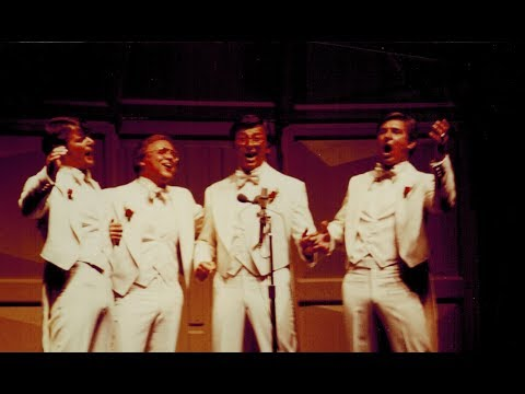"""Boston Common Quartet - 1980 Day After Championship """"Old Songs Medley"""""""