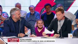 Alexis Corbière vs Daniel Riolo : échanges explosifs dans les