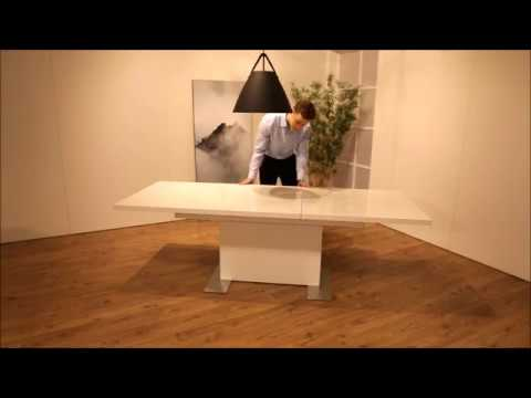 Brick Dining Table Youtube
