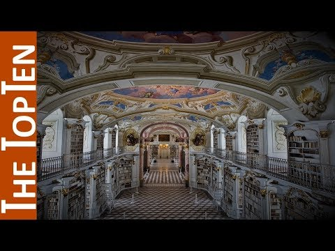 The Top Ten Most Beautiful Libraries In The World