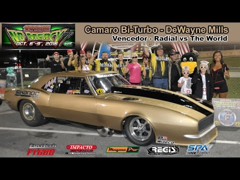 Camaro bi-turbo – DeWayne Mills – No Mercy 2016