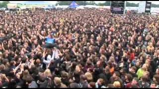 Megaherz - Heuchler, Summerbreeze 2008