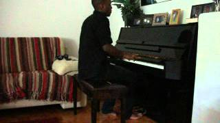 J-Holiday -  Suffocate (Piano Covert)