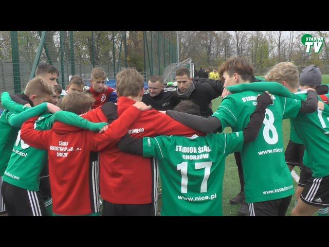 Rocznik 2007: Stadion Śląski Chorzów - GKS Katowice