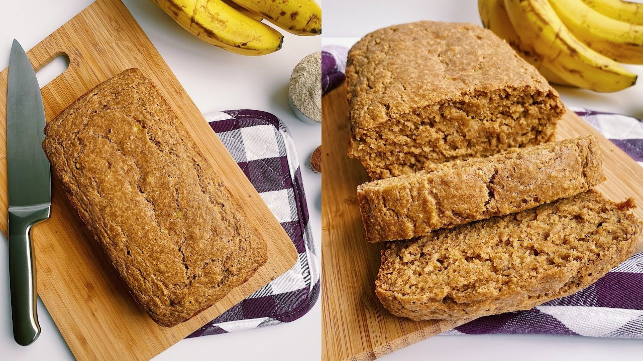 The Best Healthy Banana Bread Recipe Teaser Video Youtube