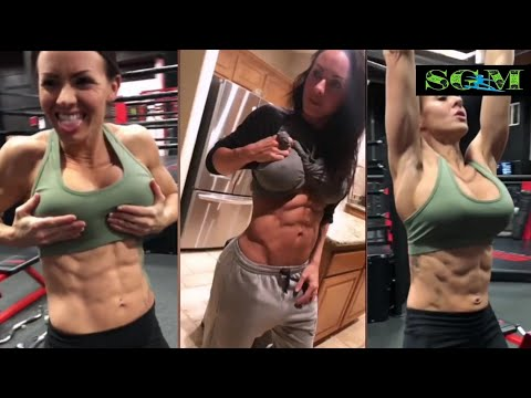 Female Abs Conditioning 163 from YouTube · Duration:  4 minutes 58 seconds