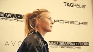 Maria Sharapova & Friends 2015
