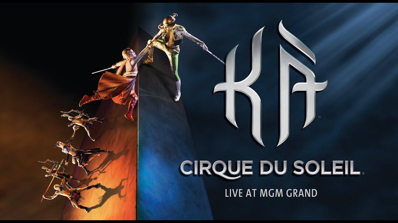 Cirque Du Soleil Mgm Grand