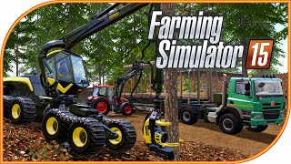 Farming Simulator 2015 #67: (Xbox One) #farmingsimulator2015 #re4perofd34th