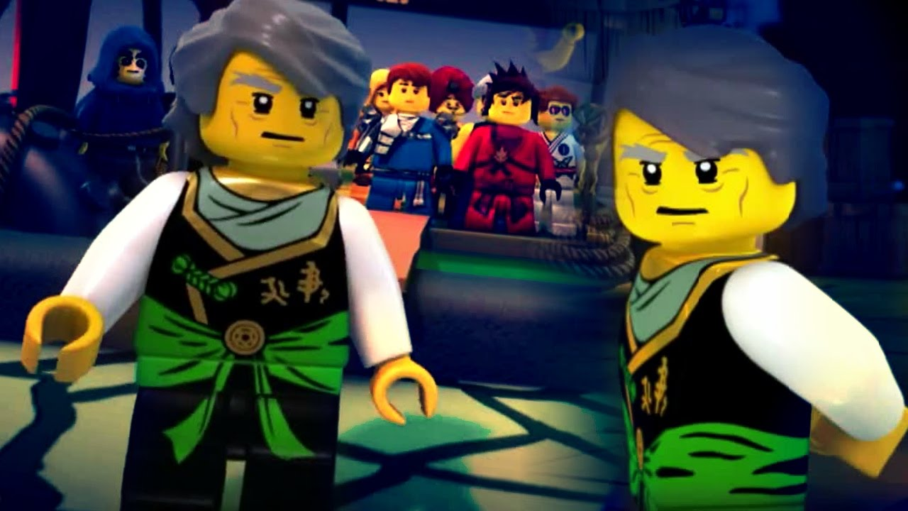 Ninjago garmadon 2015 fan made youtube - Sensei ninjago ...