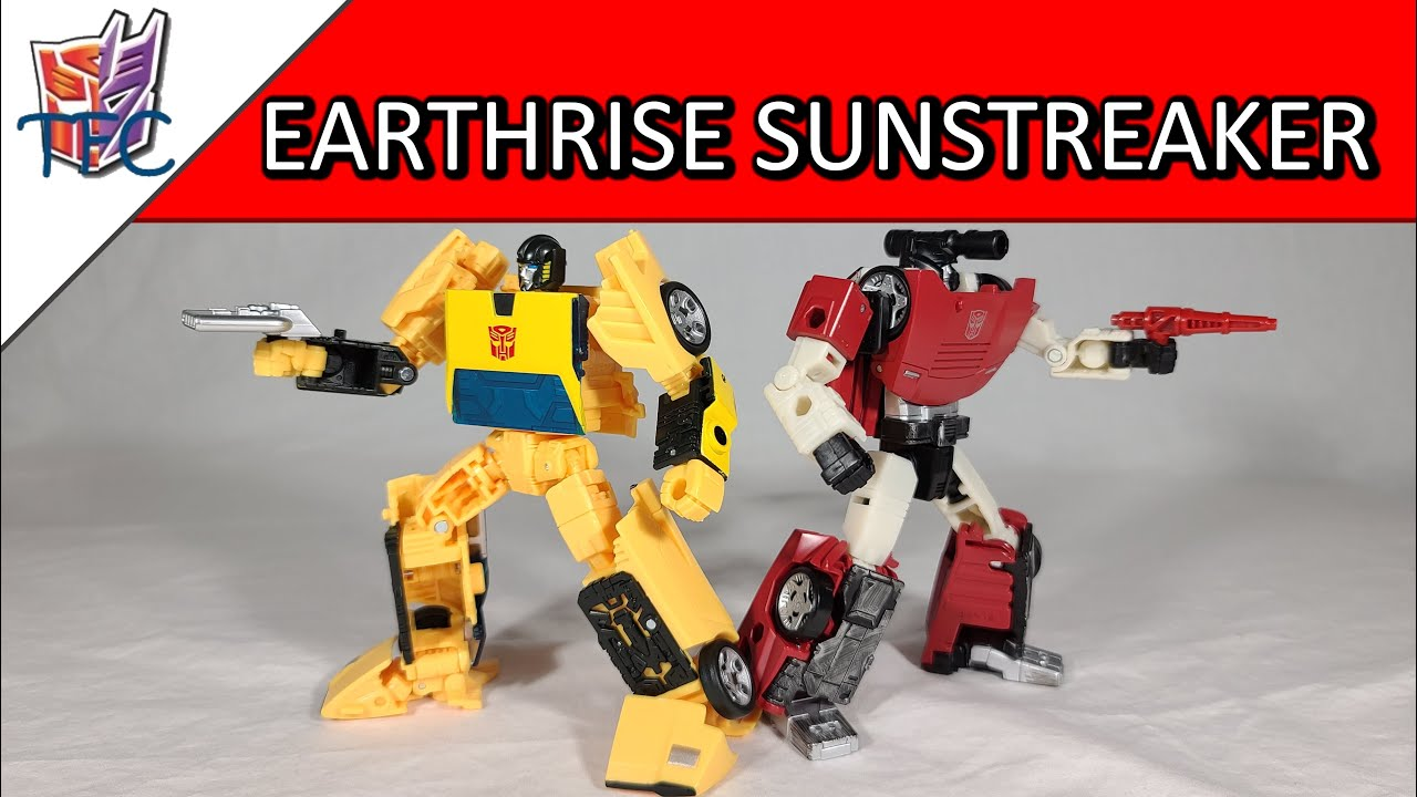 TF Collector Earthrise Sunstreaker Review!