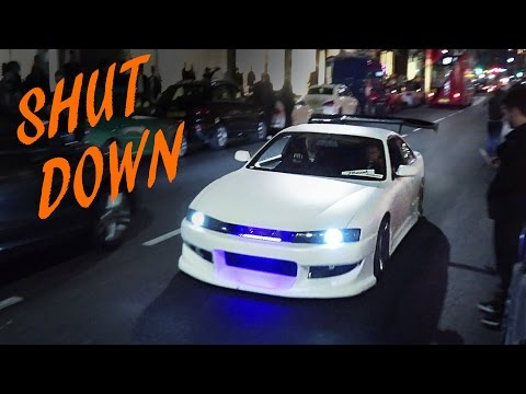 Modified Cars TAKE OVER the Streets of London