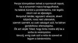 Majka és Curtis - Magyar vagyok (Lyrics video)