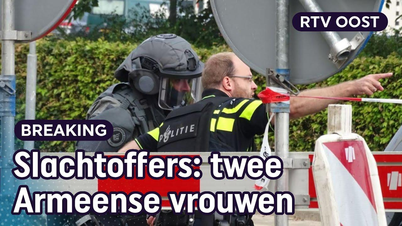 Kruisboogdrama in Almelo 2 doden 2 gewonden  RTV Oost