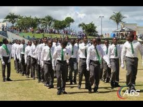 Antigua and Barbuda Youth Rally 2017-Antigua Grammar School
