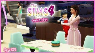 ZACKINHO NÃO É MAIS BABY ♥ Desafio dos 100 Bebês #128 ♥ The Sims 4 | Gameplay Lalaland