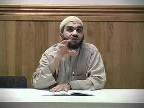 Lecture by Sh. Yaser Alkhooly, Don't be sad - Part 6/6