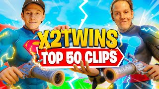 x2Twins Top 50 Greatest Clips of ALL TIME