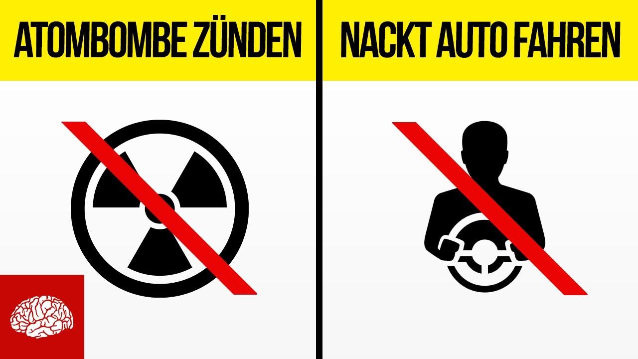 Sinnlose Gesetze In Deutschland