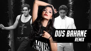Video Dus Bahane Karke Le Gaye Dil (Remix) - DJ Syrah | Bollywood Forever 7 download MP3, 3GP, MP4, WEBM, AVI, FLV Juni 2018