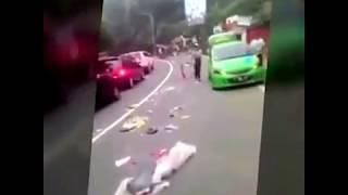 Hebohnya!!! Ada kerusuhan dan pembongkaran di Puncak Bogor