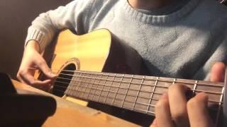 [Mỹ Tâm - Thu Thuỷ] Đêm mùa đông - Guitar cover