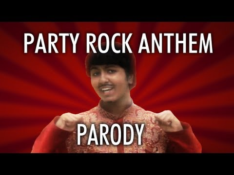 LMFAO - Party Rock Anthem Parody - Life In India (Now on iTunes!)