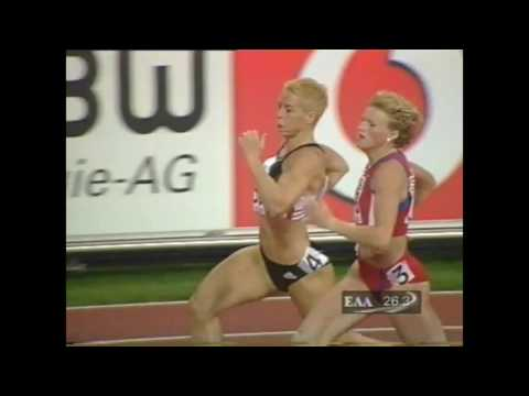 Lee  McConnell - 2002 Munich 400m European Champs Final