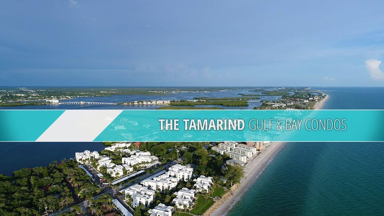 The Tamarind Gulf & Bay Condominiums - Manasota Key, FL ...