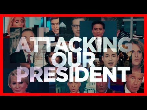 Trump tv ad attacks democrats, media as 'the president's enemies'